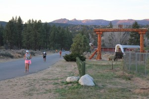 Runners in the Beyond Limits Running Ultra Marathon enjoyed some beautiful scenery for their runs!