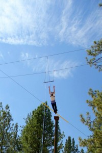 Participating on our Pamper Pole is a little bit like pretending you're Superman...