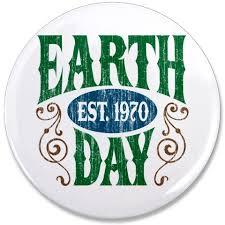 Earthday pin