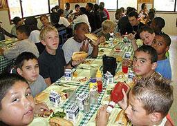 Pathfinder Dining Hall